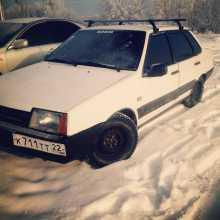 Барнаул 21099 1997