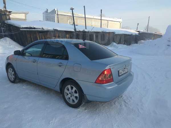 Toyota Corolla, 2005 год, 400 000 руб.