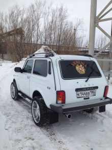 Нижневартовск 4x4 2121 Нива 2013