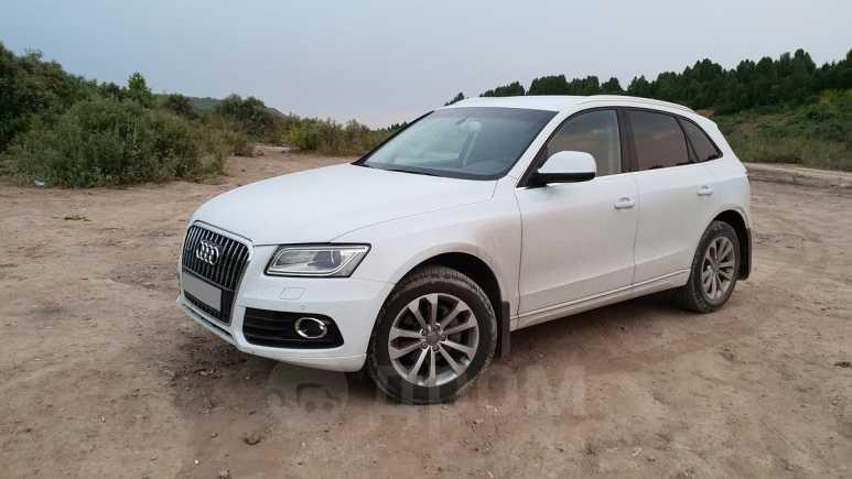 Audi Q5, 2013 год, 1 600 000 руб.