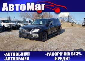 Хабаровск LX570 2015