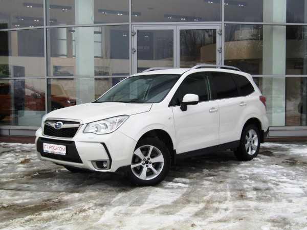 Subaru Forester, 2013 год, 1 036 000 руб.