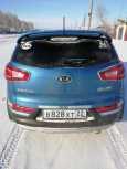 Kia Sportage, 2010 год, 830 000 руб.