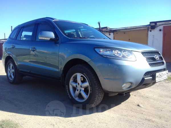 Hyundai Santa Fe, 2008 год, 670 000 руб.