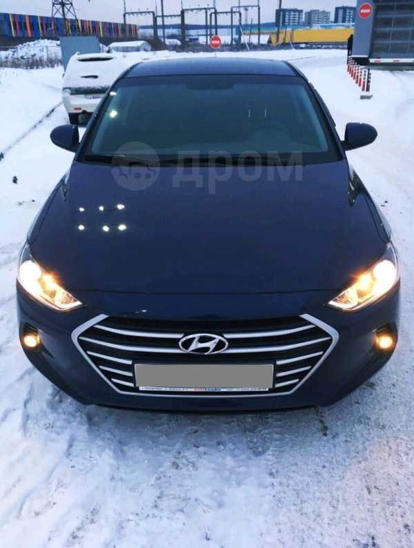 Hyundai Elantra, 2018 год, 920 000 руб.