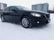 Иркутск Mazda6 2014