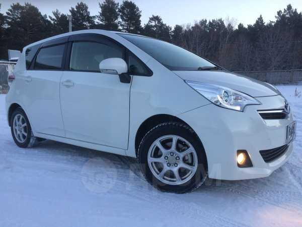 Toyota Ractis, 2014 год, 665 000 руб.