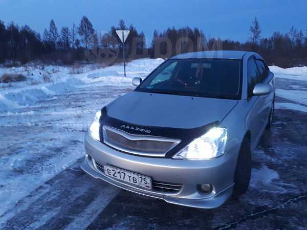 Toyota Allion, 2001 год, 440 000 руб.