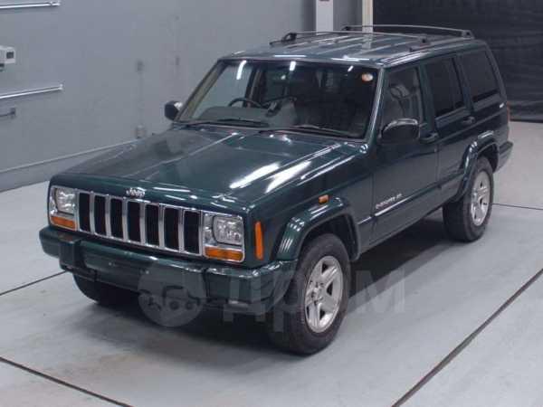 Jeep Cherokee, 2001 год, 375 000 руб.