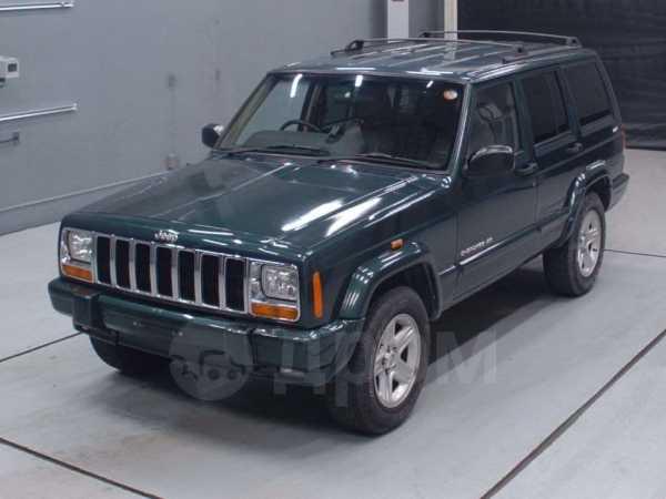 Jeep Cherokee, 2001 год, 400 000 руб.