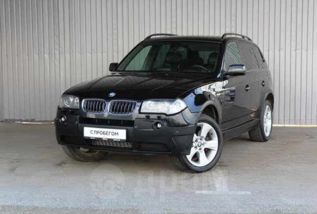 BMW X3, 2005 год, 549 000 руб.