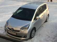 Саяногорск Toyota Ractis 2015