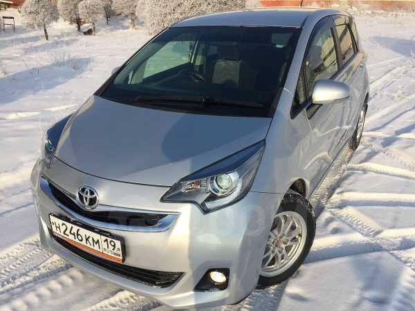 Toyota Ractis, 2015 год, 731 400 руб.