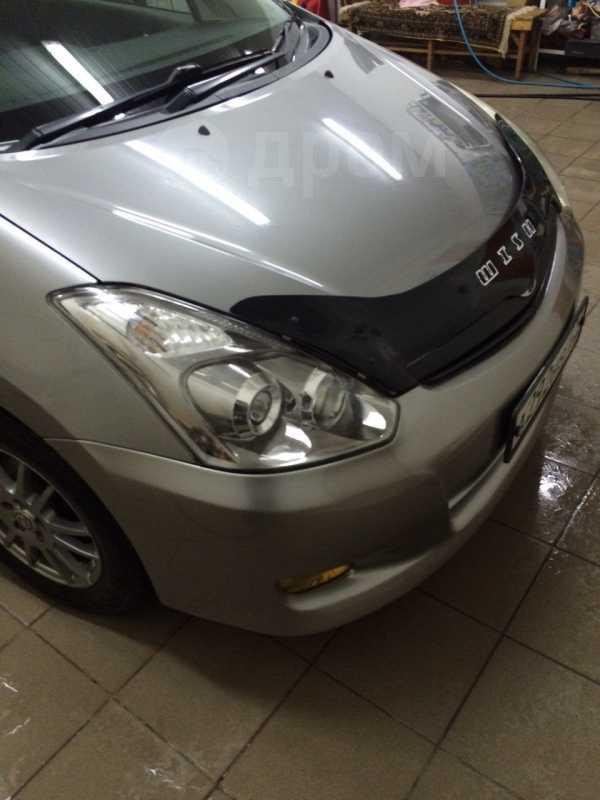 Toyota Wish, 2008 год, 670 000 руб.