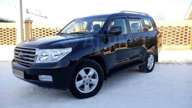 Toyota Land Cruiser, 2011 год, 2 050 000 руб.