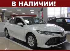 Барнаул Camry 2018