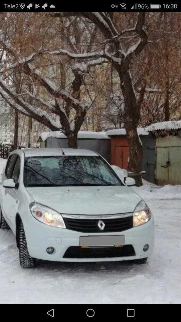 Renault Sandero, 2013 год, 458 000 руб.