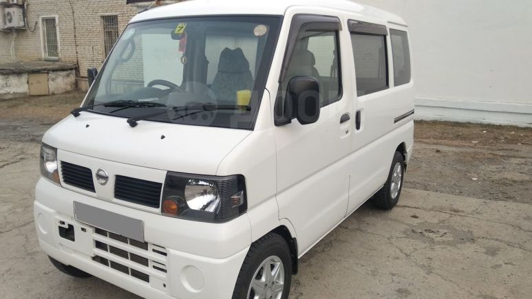 Nissan Clipper, 2011 год, 265 000 руб.