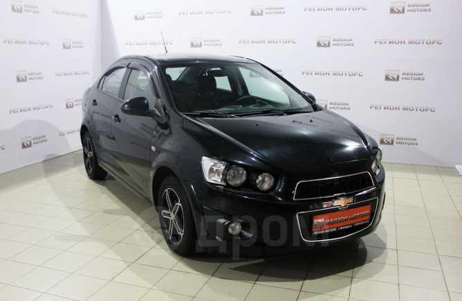 Chevrolet Aveo, 2012 год, 439 900 руб.