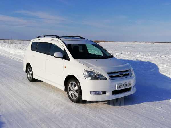 Toyota Ipsum, 2001 год, 455 000 руб.