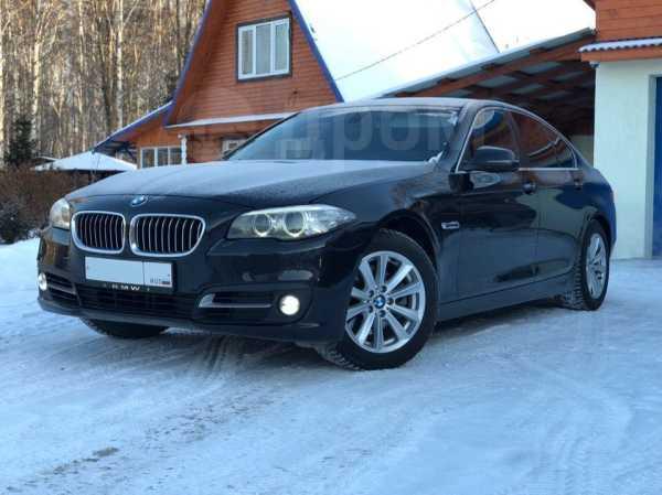 BMW 5-Series, 2013 год, 1 299 999 руб.