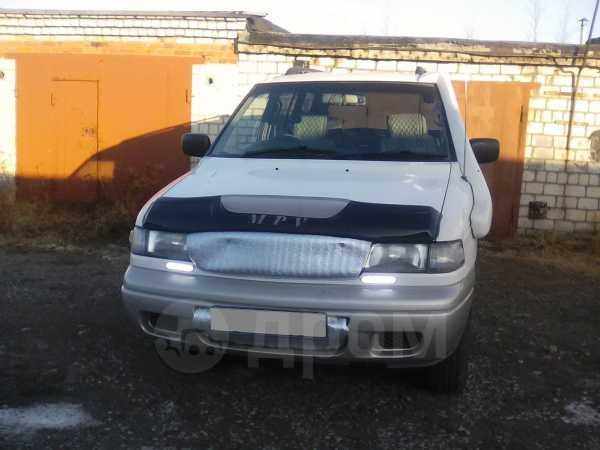 Mazda MPV, 1996 год, 389 000 руб.