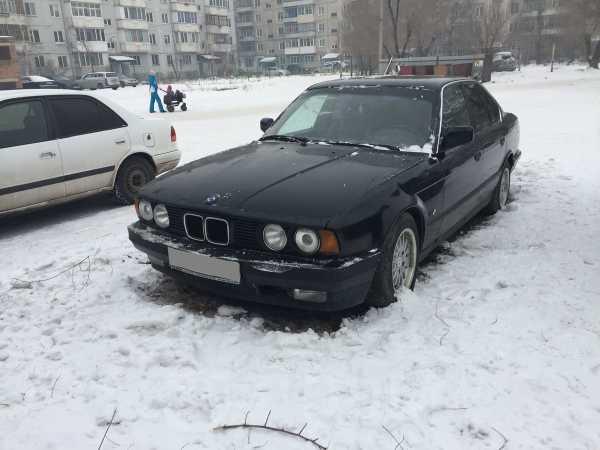 BMW 5-Series, 1992 год, 70 000 руб.