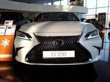 Новокузнецк Lexus ES250 2018