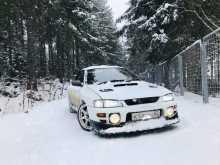 Южно-Сахалинск Impreza WRX STI