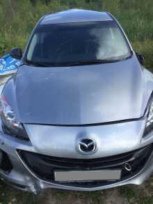Нижневартовск Mazda3 2013