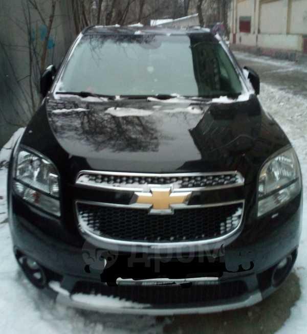 Chevrolet Orlando, 2013 год, 760 000 руб.