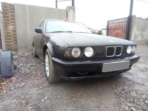 BMW 5-Series, 1990 год, 135 000 руб.