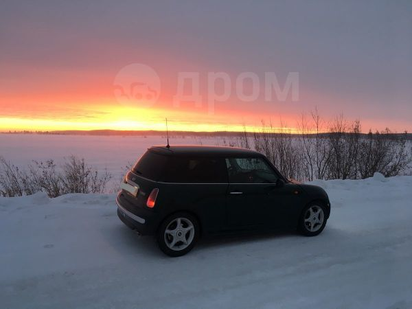 Mini Coupe, 2002 год, 340 000 руб.