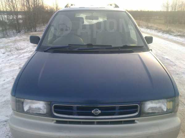 Nissan Prairie Joy, 1997 год, 90 000 руб.