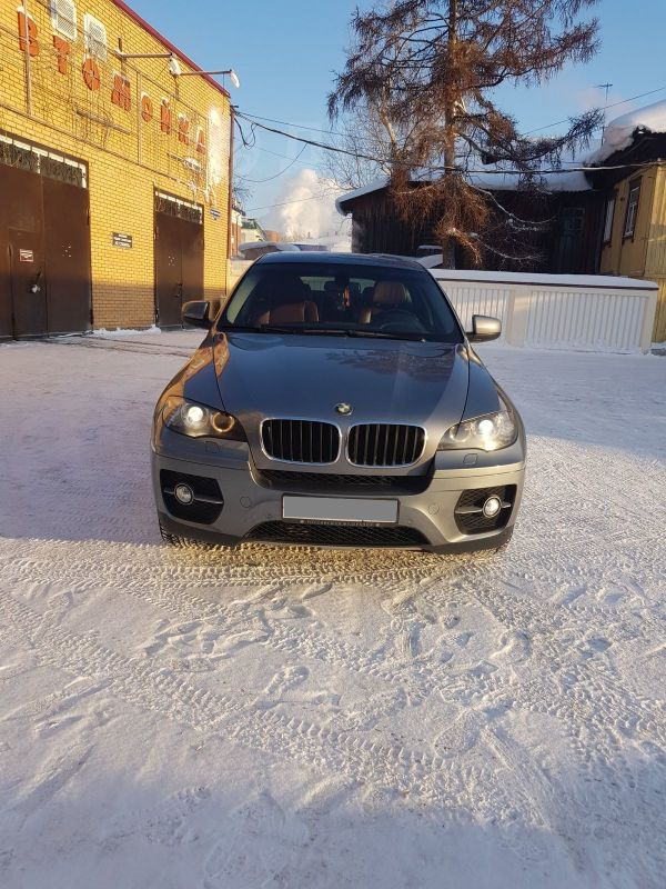 BMW X6, 2009 год, 1 250 000 руб.