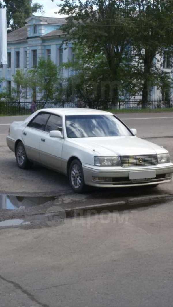 Toyota Crown, 1999 год, 320 000 руб.
