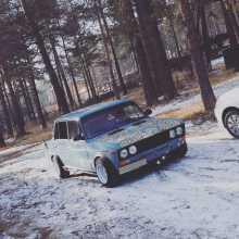 Улан-Удэ 2106 1992