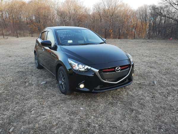 Mazda Demio, 2016 год, 599 000 руб.