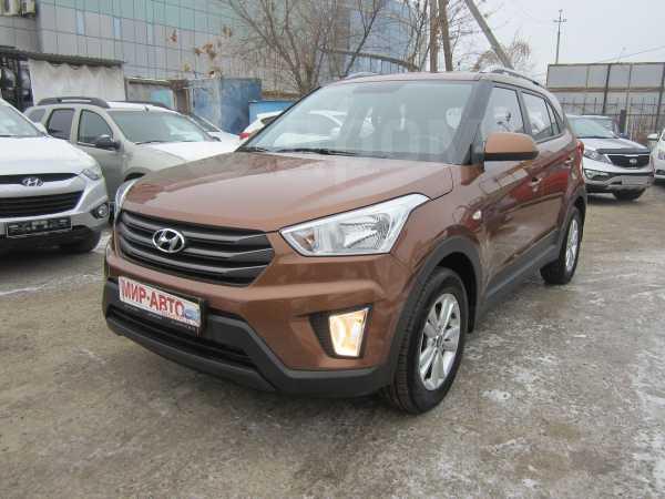 Hyundai Creta, 2016 год, 979 000 руб.