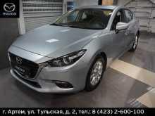 Владивосток Mazda3 2018