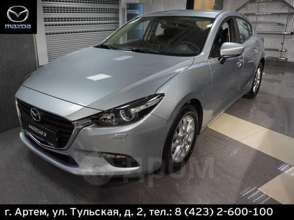 Mazda Mazda3, 2018 год, 1 391 000 руб.