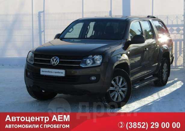 Volkswagen Amarok, 2012 год, 1 095 000 руб.