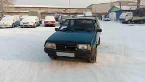 ВАЗ (Лада) 2108, 2000 г., Красноярск
