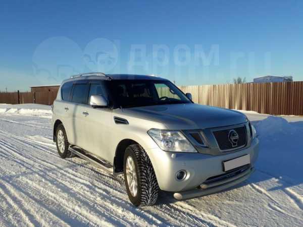 Nissan Patrol, 2010 год, 1 330 000 руб.