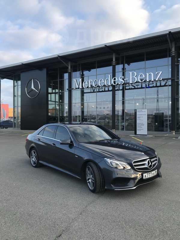 Mercedes-Benz E-Class, 2014 год, 1 599 999 руб.