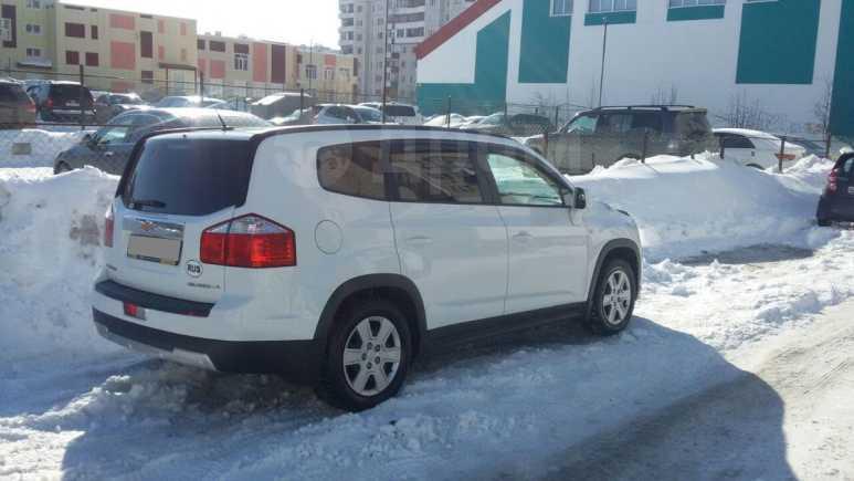 Chevrolet Orlando, 2012 год, 680 000 руб.