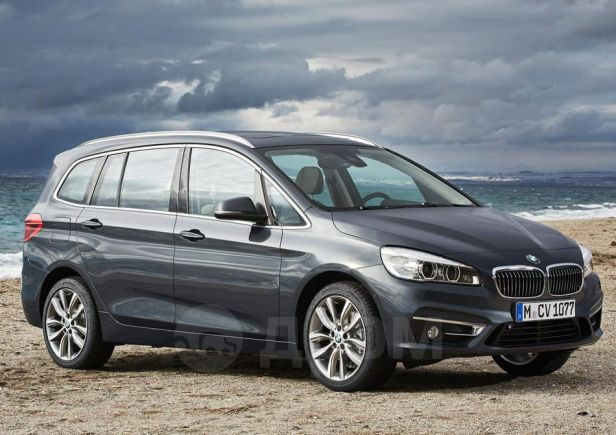 BMW 2-Series Gran Tourer, 2017 год, 999 999 руб.