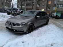 Уфа Passat 2014