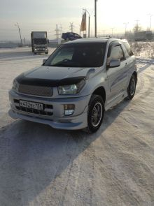 Иркутск RAV4 2000