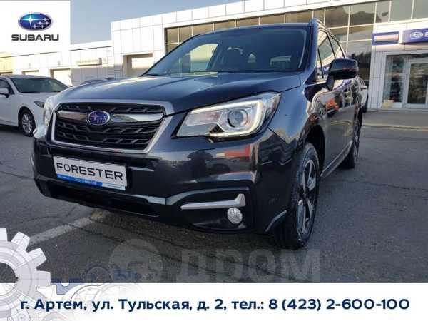 Subaru Forester, 2018 год, 2 401 400 руб.